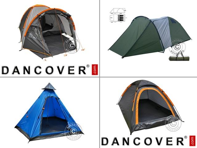 Campingtält